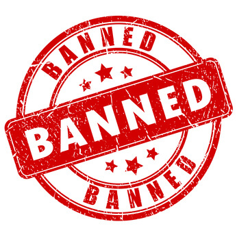 banned site