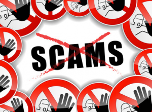 online scams